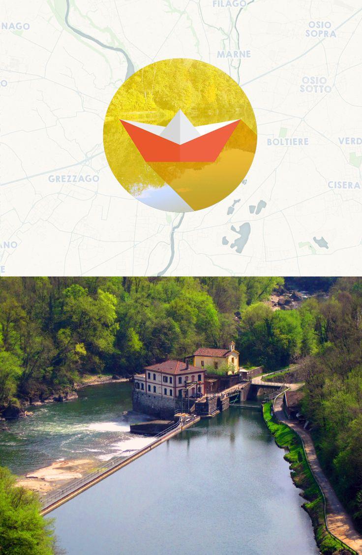 La ciclabile lungo il fiume Adda, è un percorso  interessante sia da un punto di vista naturale che storico compreso tra Brivio e Lecco.  Considerato inoltre come uno dei più interessanti itinerari dal punto di vista paesaggistico ambientale.