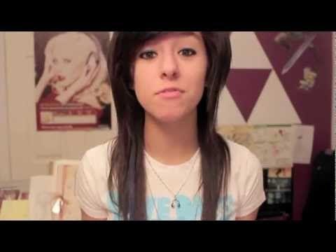 "Christina & Moriah - ""Falling Behind"" (Original) - Christina Grimmie - YouTube"