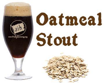 Oatmeal Stout Recipe Kit - Brew an Oatmeal Stout