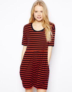 Jack Wills Striped Dress