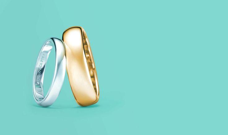 Tiffany Classic™ argolla de matrimonio en oro de 18k, 6mm de ancho.