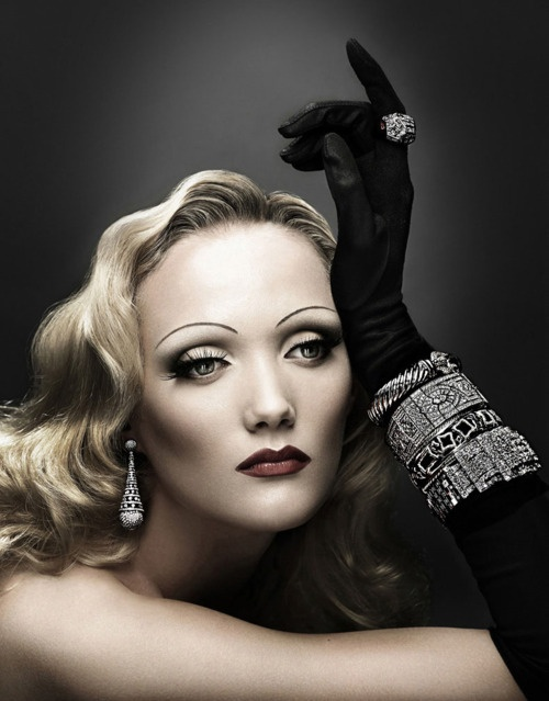 "Giuliano Bekor Photography        Marlene Dietrich Project ""Glamour And Exotic"""