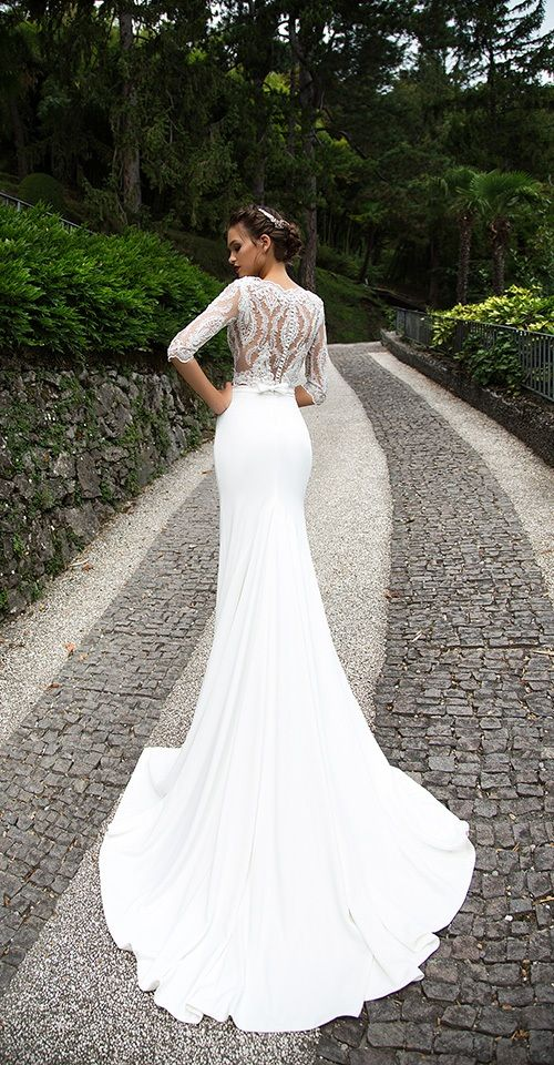 Milla Nova Bridal 2017 Wedding Dresses merill3 / http://www.deerpearlflowers.com/milla-nova-2017-wedding-dresses/18/
