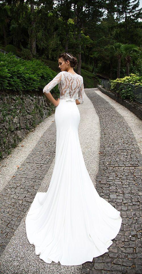 Milla Nova Bridal 2017 Wedding Dresses merill3 / http://www.deerpearlflowers.com/milla-nova-2017-wedding-dresses/18/
