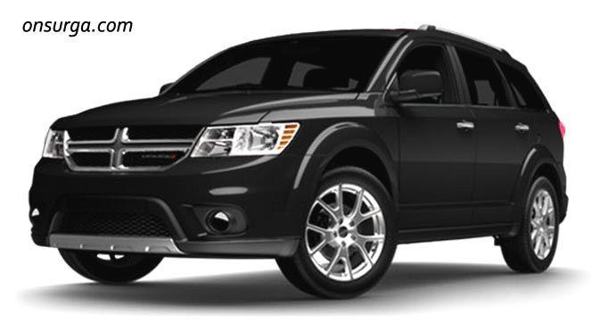 2012 Dodge Journey Black