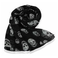 Love skull scarves!