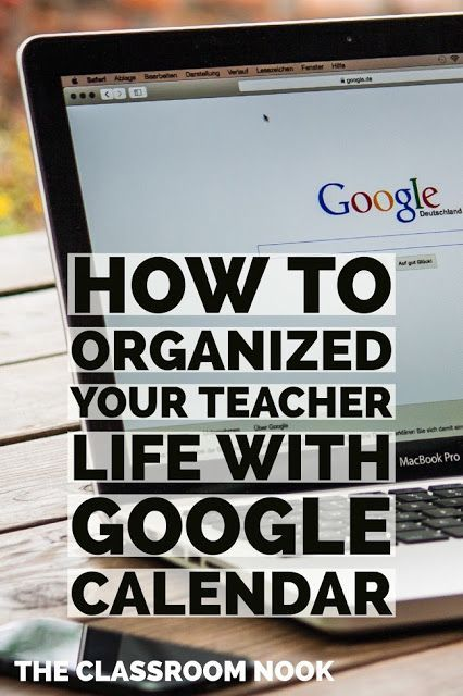 FREE VIDEO TUTORIAL: Feeling like you're all over the place with your classroom planning and organization? Wish you could be more productive and focused?  Using the Google calendar to organize your teacher life - from curriculum planning, to parent communication, to knowing what copies to make - the Google calendar is the perfect system to help you make it all happen!  Check out this video tutorial to help guide you step by step how to get it done!