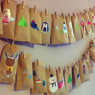 10 best ideas about advent calendar fillers on pinterest for Advent crafts for adults