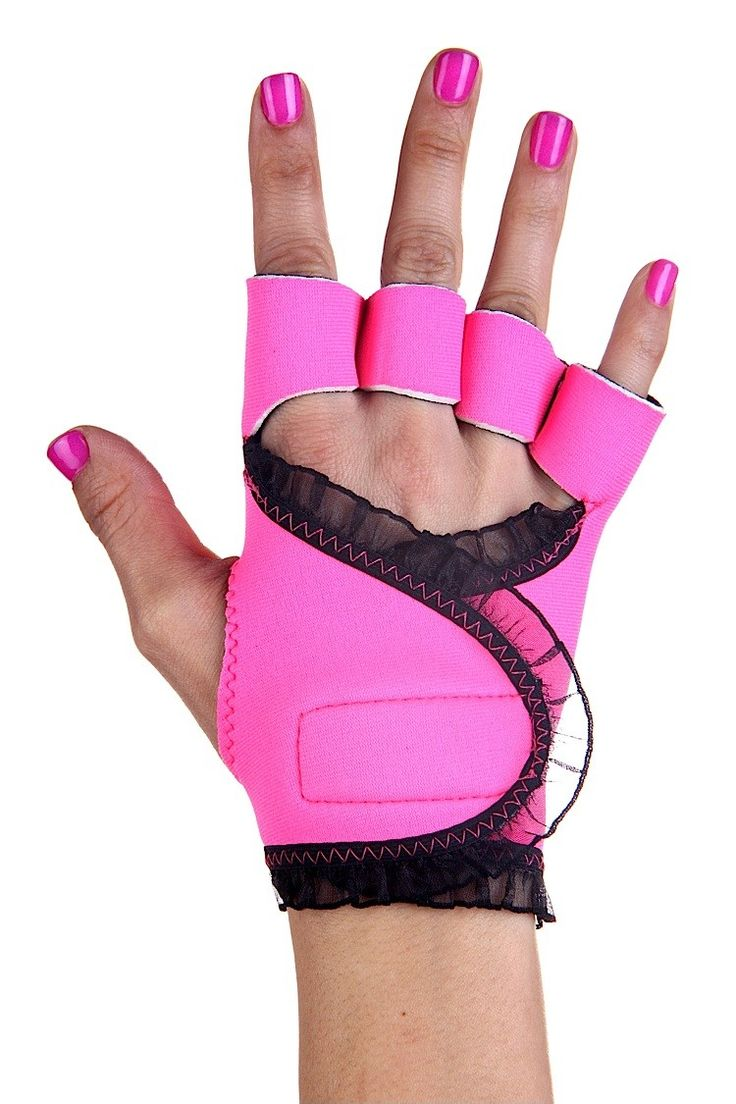 Purple & Pink Latex Gloves - Walmart.com