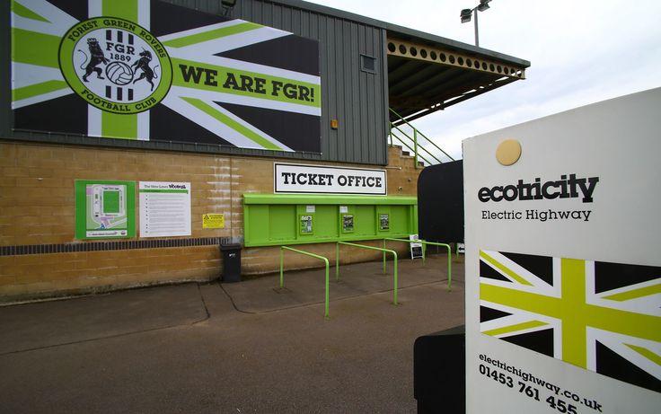 Forest Green Rovers a ambição verde do primeiro clube de futebol vegano