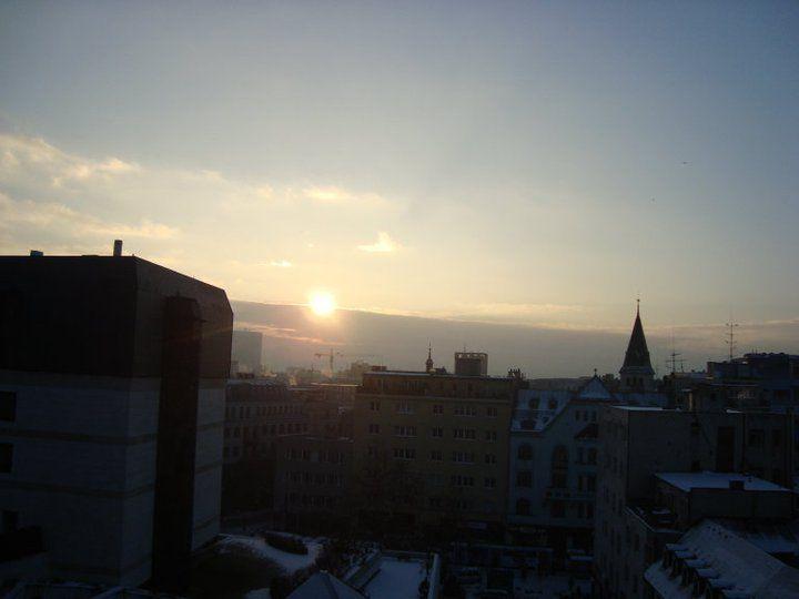 Night transport in Bratislava - Eastern Europe Expat