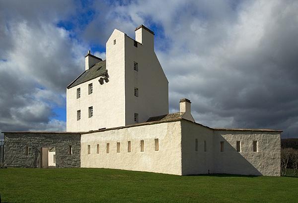 Corgarff Castle close-up