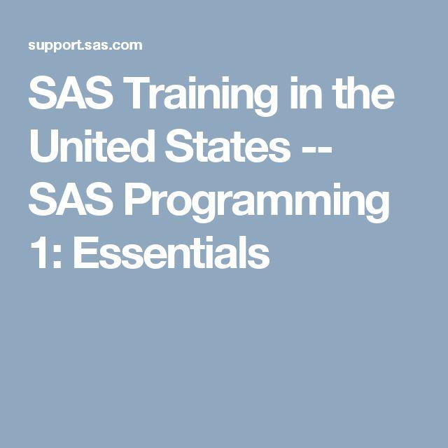 Best 25+ Sas programming ideas on Pinterest Hj story, Sas - sas programmer resume
