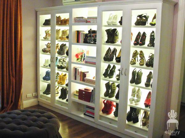 I am doing that!: Shoes, Dream Closets, Idea, Dreams, Shoe Closet, Cabinet, Shoe Storage, House