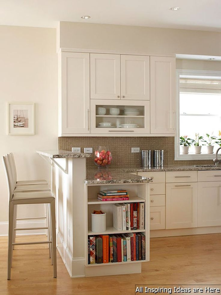 Best 25 small kitchen remodeling ideas on pinterest for Cool small kitchens