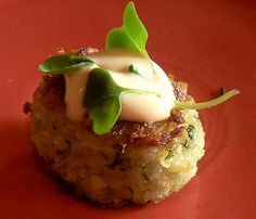 """Crab Cake Sauce Recipes - OK love that there are like 10 different sauce recipes... for a girl who loves the """"blind taste test"""" this is a dream!"""