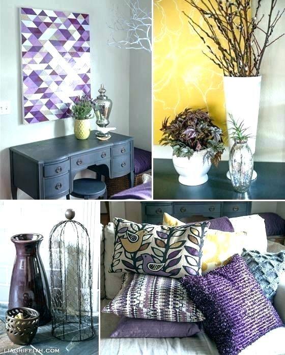 Gelbe Schlafzimmer Ideen Innenarchitektur 2018 Pinterest - moderne wandgestaltung wohnzimmer lila