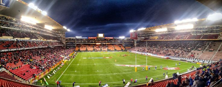 Go for a Springbok or Cape Town Stormers game at Newlands Rugby Stadium. Tailgating is encouraged.