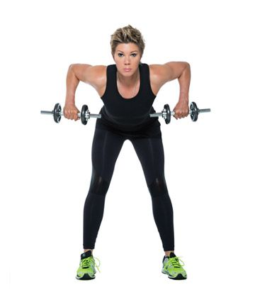 Fitness Guru Jackie Warner Isn't Afraid to Show Her ...