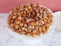 Get this all-star, easy-to-follow Struffoli recipe from Giada De Laurentiis