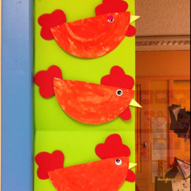 Albums - Fresque collective… - La soupe - Carotte idiote - Petit poisson blanc - Petite poule rousse - Le blog de la maternelle Freinet