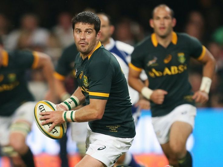 GALLERY: SOUTH AFRICA 38 WALES 16 Kicked and controlled well: Morne Steyn