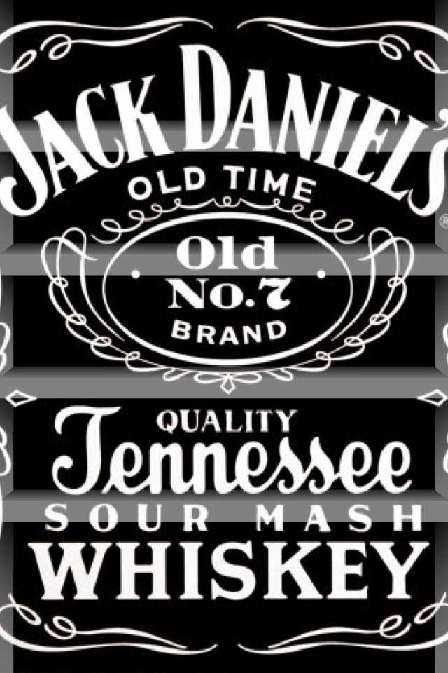 Jack Daniels shelf iPhone wallpaper