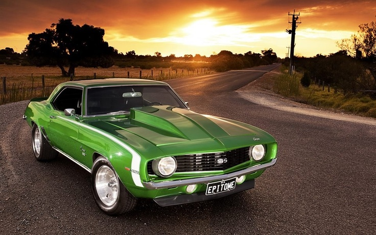 69 Camaro Ss Wallpaper Muscle Cars Pinterest