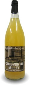 This is by far the best juice I've ever had, Apple and Rhubarb from Chegworth Valley. I wish I could find it here!