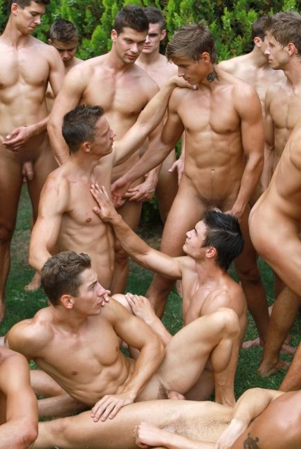 Seems Nude men group fucking join