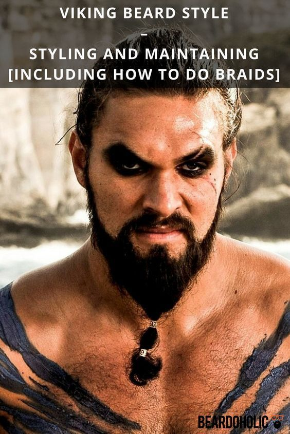 371b51c95d2ce Viking Beard Style - Styling and Maintaining [Including How To Do ...