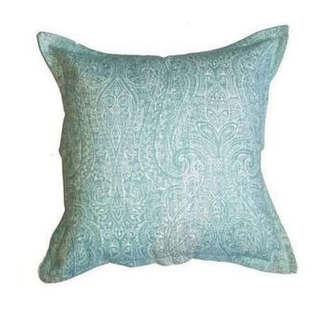 Paisley - Aqua Scatter Cushion