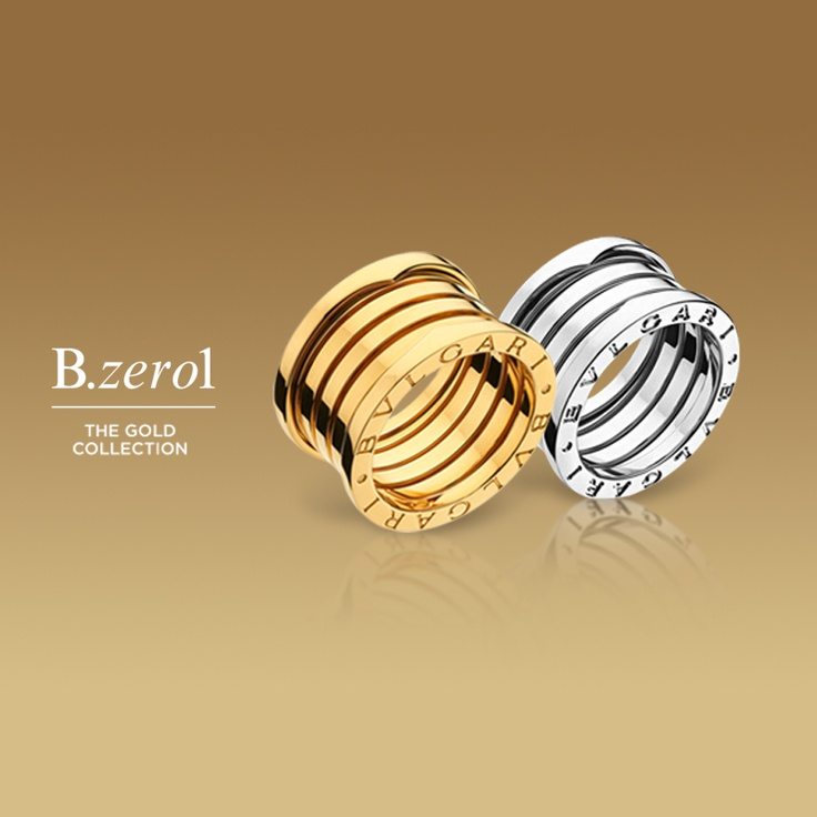 Cast in flawless pink, yellow and white gold, the seductive lines of the B.zero1 ring encircle the imagination, creating a rare, elemental beauty.