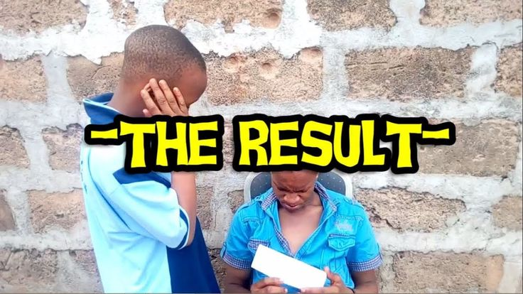 Comedy short film: Uncle be like that's your result.