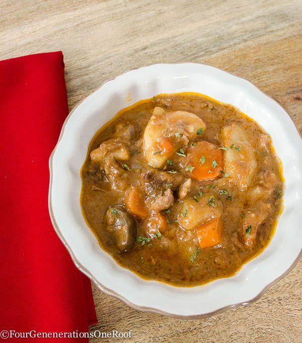 As 25 melhores ideias de Crockpot beef stew recipe no ...