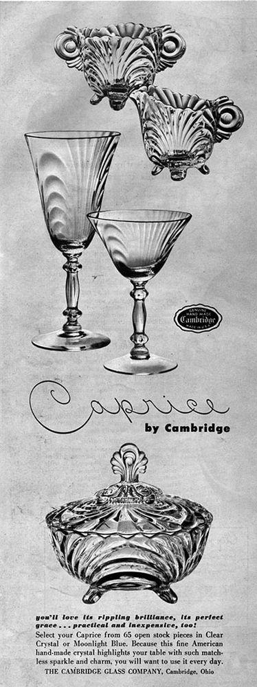488 Best Depression Glass Patterns Images On Pinterest