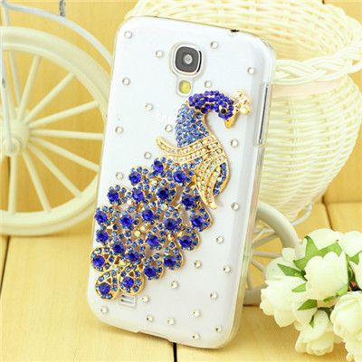 New S4 Case Handmade crystal diamond case cover for samsung galaxy s4 SIV i9500 case protective mobile phone case cover