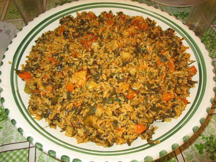 cucina rus jerbi (il riso di Jerba) روز جربي 3 marzo 2015 By Michela 0 34
