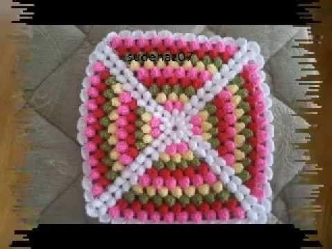 Renkli motifden lif örneği ve yapılışı