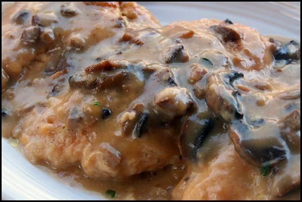 """Crock Pot Amaretto Chicken: """"This has wonderful almond-y taste to it."""" -Mirj"""