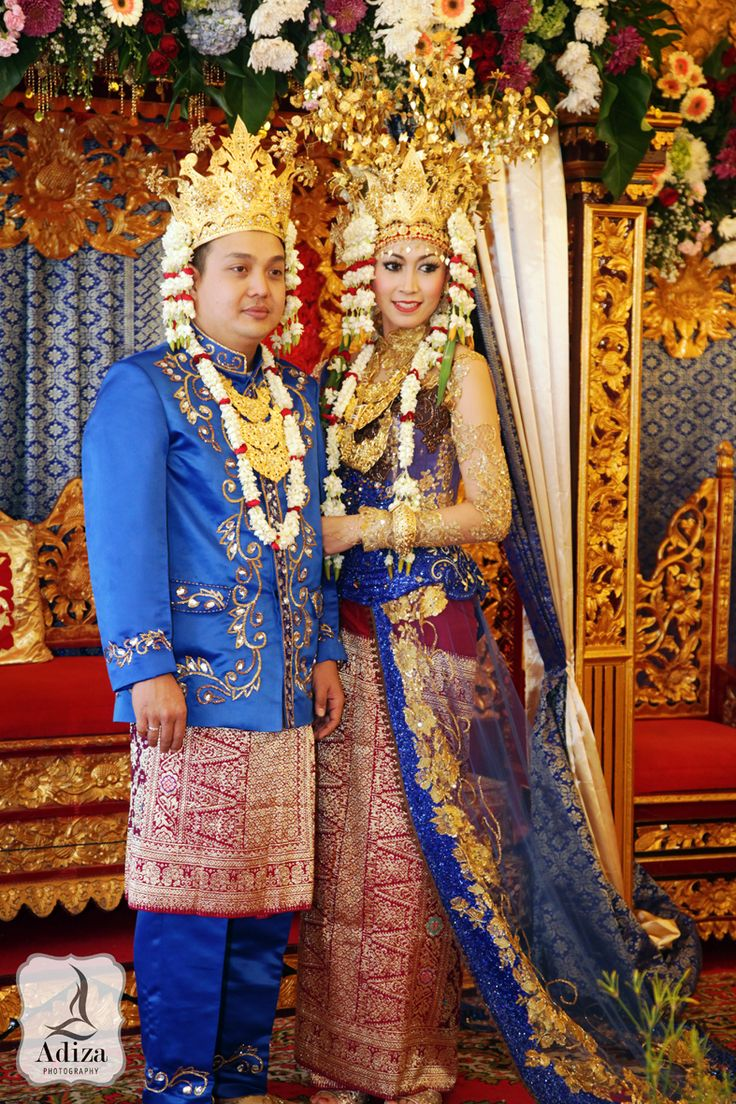 South Sumatra Couples