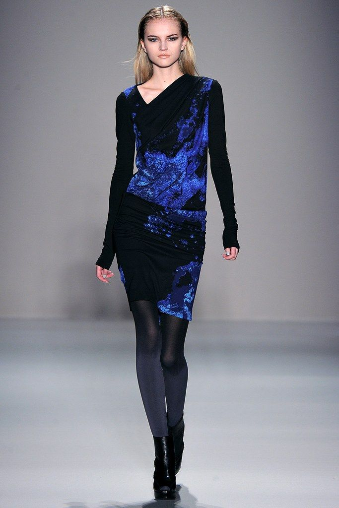 Nicole Miller Fall 2011 Ready to Wear Collection Photos   Vogue