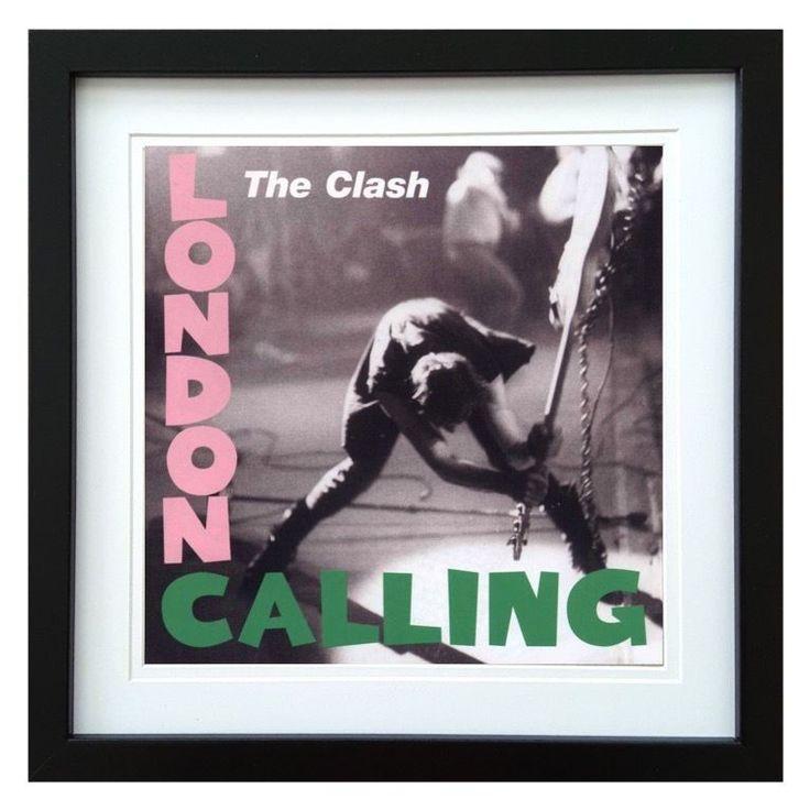 The Clash | London Calling Album | ArtRockStore