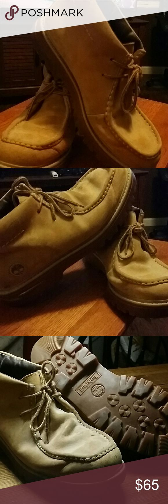 Timberland hiking boots Worn maybe twice been in storage timberland Shoes Boots