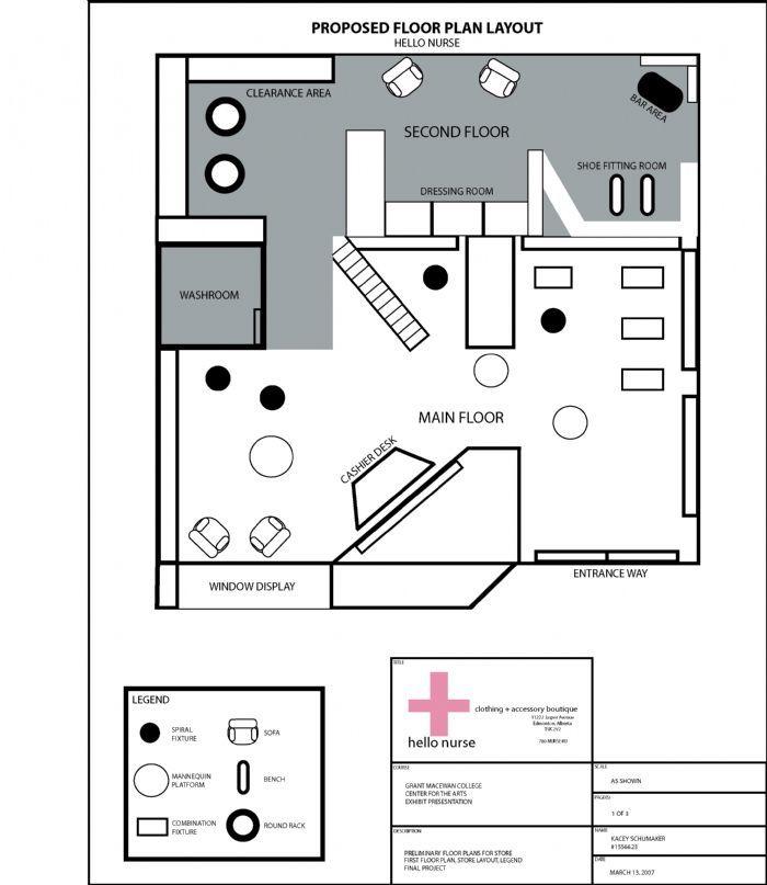 Clothing Store Design Layout | Clothing Store Design Layout 84356 Loadtve