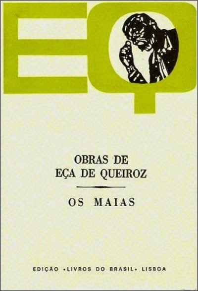 Os Maias. Eça de Queiroz. Livro da semana na Biblioteca (ESRDA). abril. 2015.