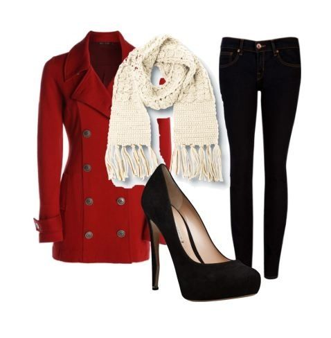 17 Best images about Girly Winter Fashion on Pinterest ...