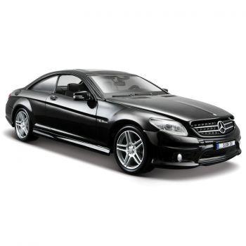 Maisto Mercedes Benz Cl63 Amg Araba 1:24 S/E Siyah