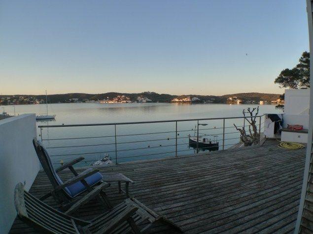 Casa de diseño en el Puerto de Mahón #Menorca