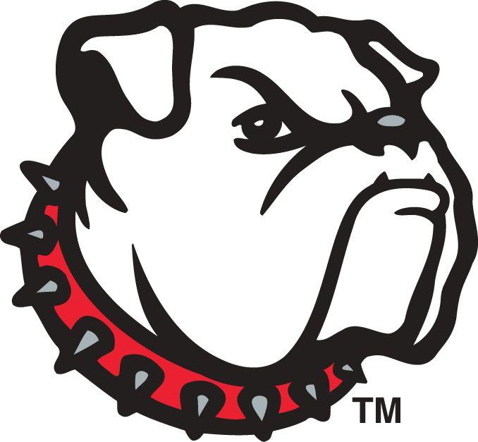 Georgia Bulldogs Alternate Logo 1996 Logo Sport Pinterest